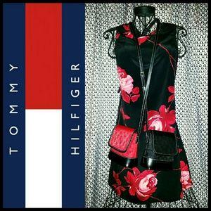 Lot of 2 Tommy Hilfiger Xbody Purses / Handbags